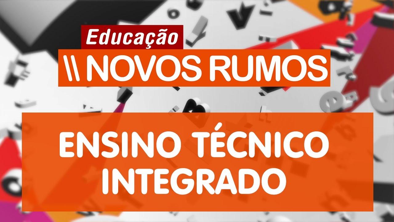 CURSO TÉCNICO INTEGRADO AO MÉDIO